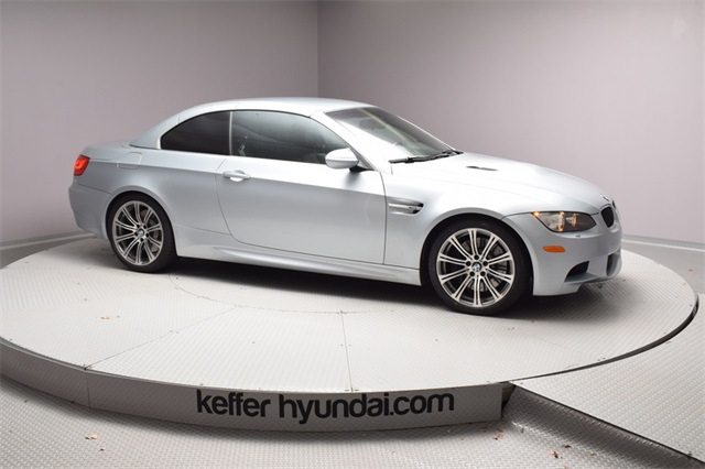 Pre-Owned 2011 BMW M3 Convertible Hardtop