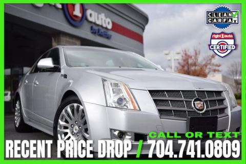 Pre-Owned 2010 Cadillac CTS 3.0L Performance